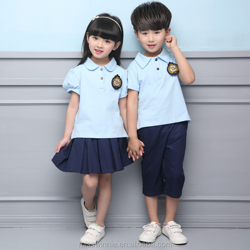 kids clothing wholesale kids summer wear boys and girls uniforms children school uniforms models