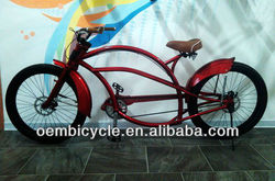 24 inch specialized new design with disc-brake adult chopper bike bicycle