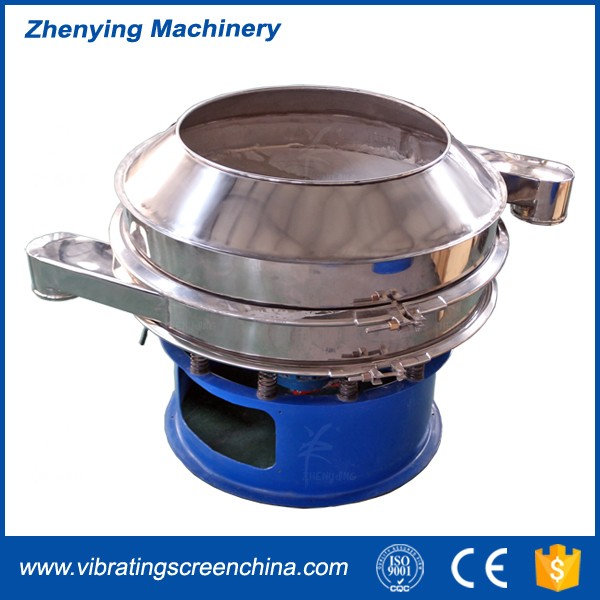 Large entrance solid waste sieve equipment