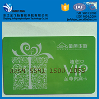 Plastic credit card / Customer choice / VISA Mastercard AmecanExpress