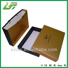 2016 OEM customized high quality a4 size paper box
