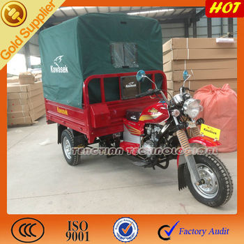 Best New 150cc Cargo Passenger Tricycle in 2015