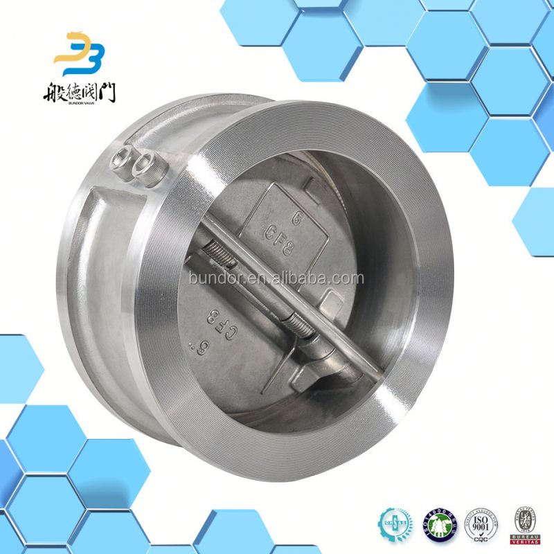 Wafer Double Check Valve 6 Inch