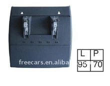 IVECO NUOVO STRALIS 2007 AD-AT series Truck Rear Mudguard-REAR SIDE (long internal bracket)-P.P.-grey