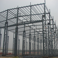 poultry farm steel structure construction with low price