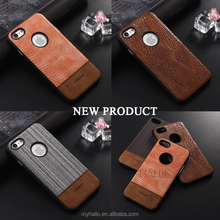 Latest leather mobile phone case leather phone case for iphone 7 7s cell phone case