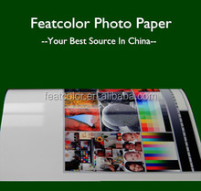 Best selling instant 3x5 roll rc photo paper
