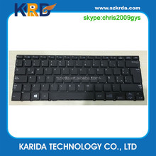100% Brand new laptop keyboard for Samsung NP530 530U3B NP530U3C 532U3C Spanish notebook keyboard