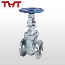 stainless steel 316 wedge automated shut off dimensions gate valve