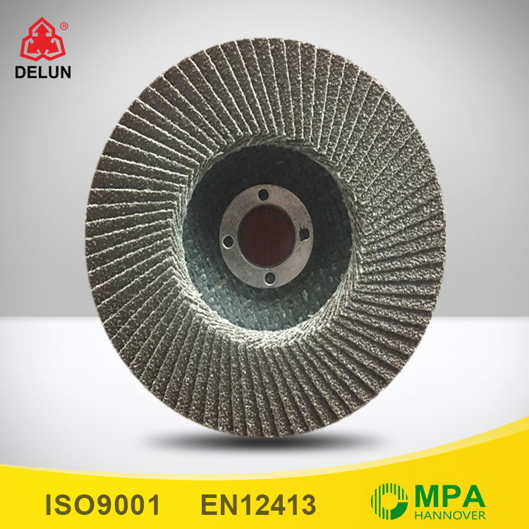4 inch alumina oxide hundred pages wheel with hot sale