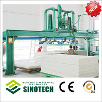 Professional cement fiber tile forming/Cement roof sheet machine