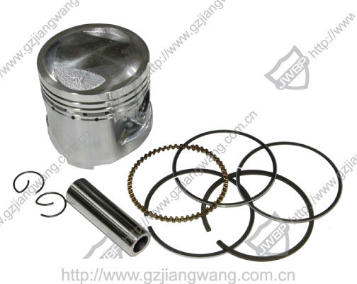 High Quality Motorcycle piston,piston ring for CG-125