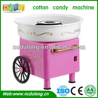 Excellent performance cotton candy maker candy floss machine