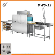 professional integrated stainless steel automatic electric commercial dishwasher hotel dishwasher