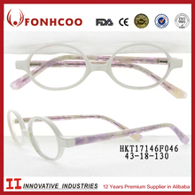 FONHCOO Best Material Tr90 Japanese Style Optical Frame With Beautiful Pattern
