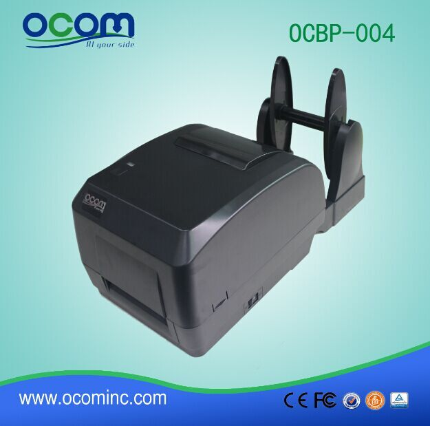 OCBP-004 high quality and good price China thermal barcode printer for printing sticker <strong>paper</strong> made by Chinese factory