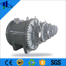 Industrial ASME stainless steel spiral heat exchanger