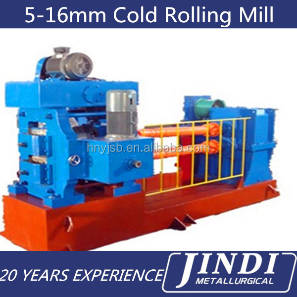 Factory direct supply 4-16mm ribbed rebar cold rolling machine