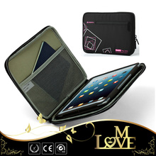 100% brand new product, 360 rotary case for ipad mini hand bag