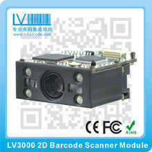 High quality LV3000 qr code scanner for gprs barcode reader