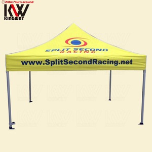 Commercial Luxury Pop Up Canopy Foldable Tent