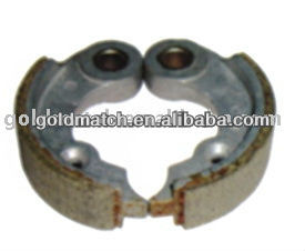 DT125 motorcycle brake shoe-good quality!!