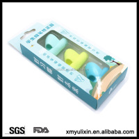 3pcs In A Box Silicone Rubber
