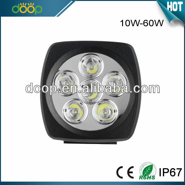 2014 NEW High Power Waterproof IP67 9-32V DC 80W Led Working Light For Tractor