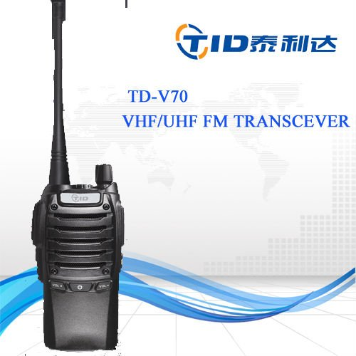 TD-V70 Factory direct sale risiton radio walkie talkie