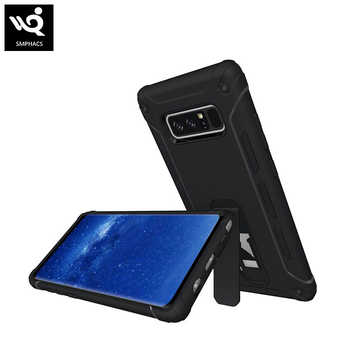 Phone Accessories Mobile Case New Kickstand Case For Samsung Note 8 Cover