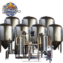 500L Commercial Craft Restaurant/Pub Beer Brewing Equipment Micro Brewery