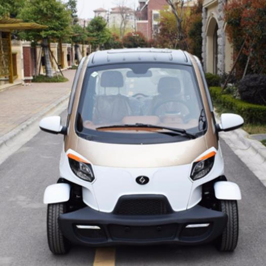 Chinese high quality eec certification 2 person smart mini electric cars vehicle for sale