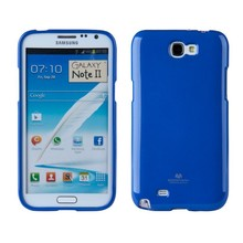 Wholesale Mercury Jelly Case For Samsung Galaxy Note 2, Mercury Goospery TPU Back Cover Case For Samsung Galaxy Note 2