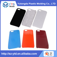 Custom plastic injection mould phone case cover for htc desire 620