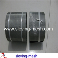 filter band wire mesh / stainless steel metal cloth filter band