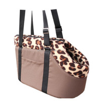 Top quality competitive price european style pet hand bag four hole chest pet bag