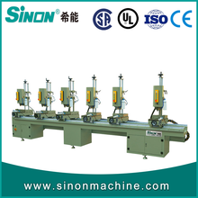 Aluminum Profiles CNC Machining Center and Four Axis CNC Router /CNC aluminum milling drilling machine center