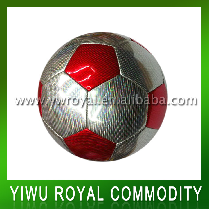 Machine Stitched Official Size 5 Soccer Ball Promotional