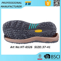Hot Sale Non Slip Shoe Sole Supplier Female Outdoor Eva Rubber Heating Shoe Sole Raw Material, Craft Shoe Sole