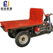 Three wheel dump car for factory brick loading electric tricycle for cargo