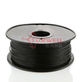 High quality Conductive Filament 1.75/3.00mm, conduct the static electricity, resistance is 105~6 *m.