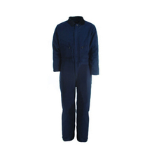 Safety fire proof gas station uniform