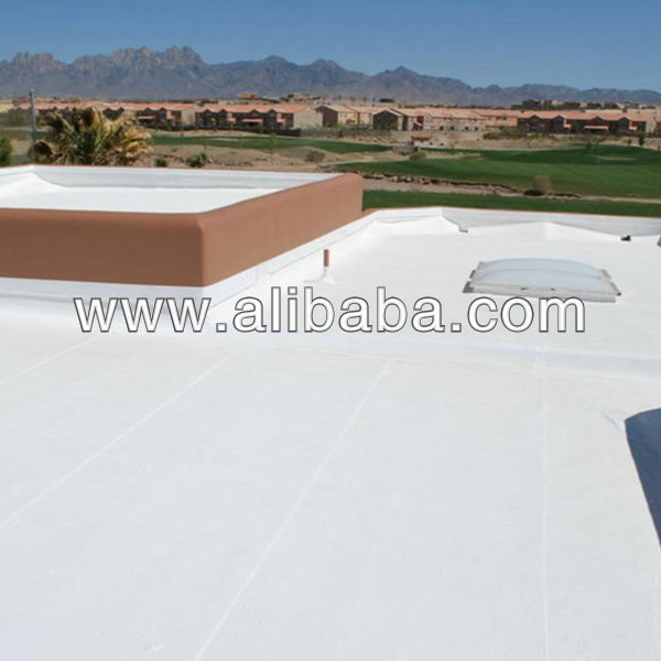 111 Waterproof Elastomeric Cool Roof Reflective Coating