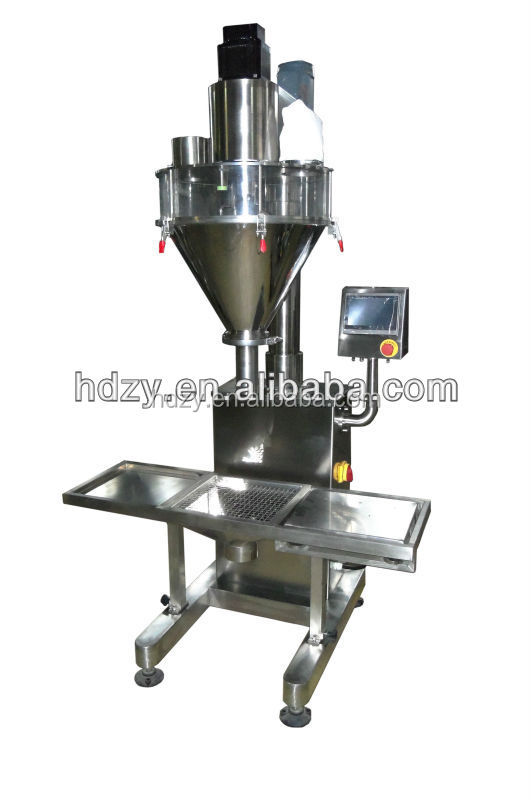 Semiautomatic Ice cream powder dosing machine