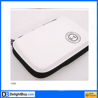 Hard Case Pouch Bag for Nintendo NDSi DSi XL white color Cover