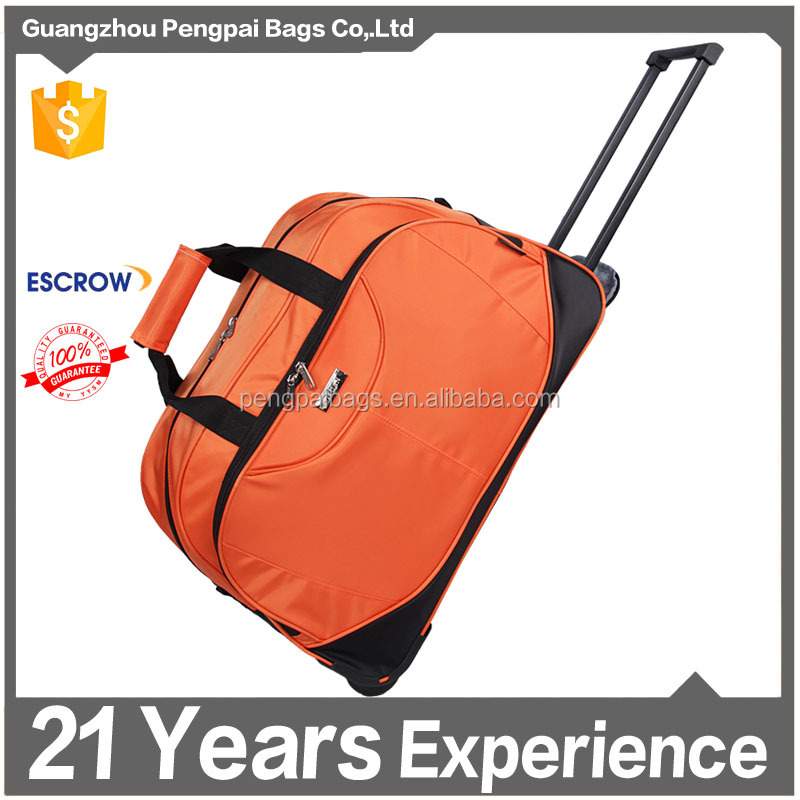 china wholesale foldable lugage bag travel trolley luggage trolley travel bag travel bag trolley
