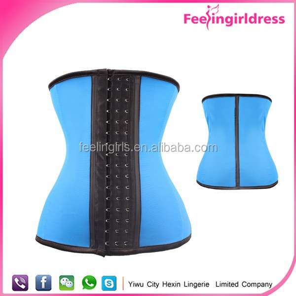 Cheap in stock blue open hot women photo sex corset with XS