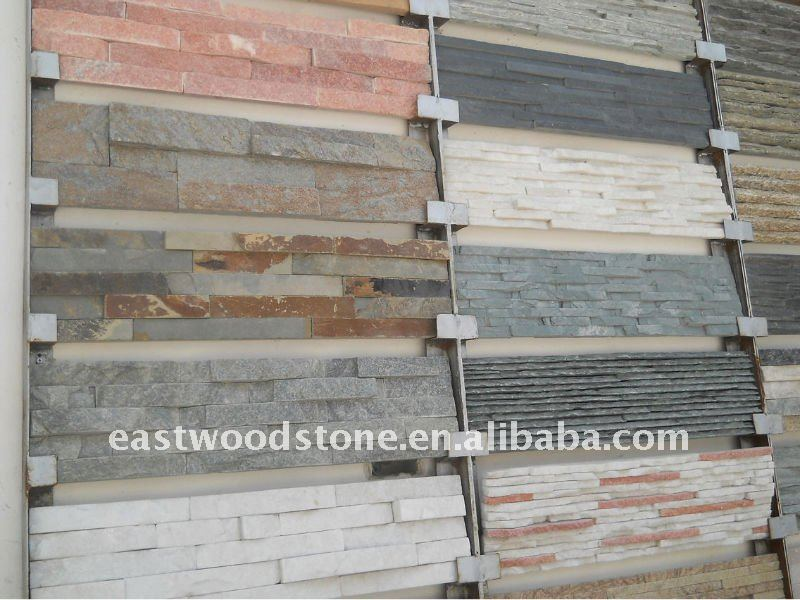 Multicolor Natural falling water slate