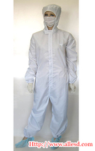 Washable Cleanroom ESD Antistatic Coverall