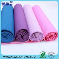 TPE/XPE high density Anti-slip yoga mats